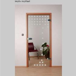 Tür Calante mattiert