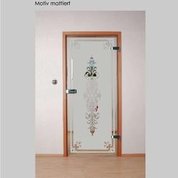 Tür Rustica mattiert